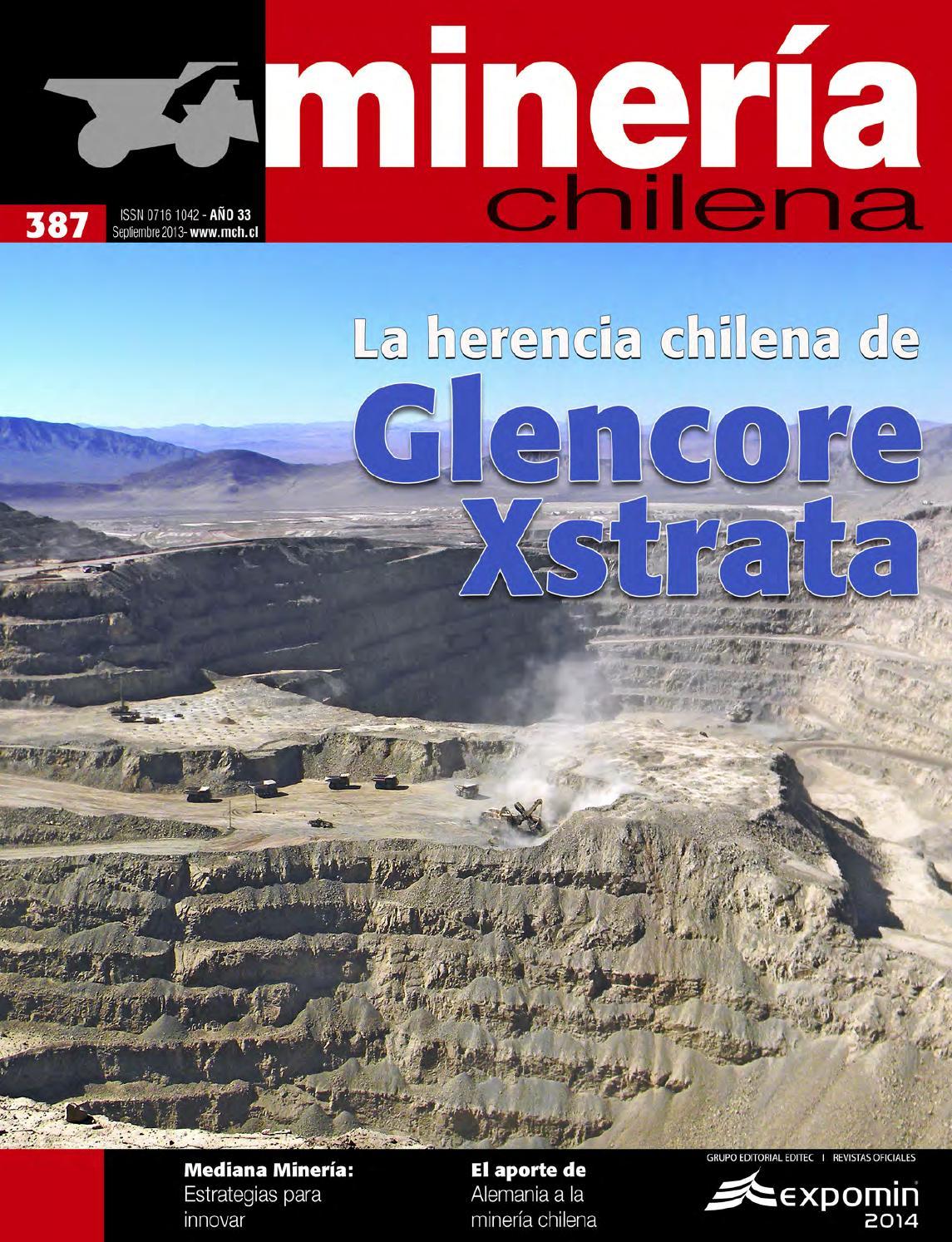 la herencia chilena de glencore xstrata by editec issuu