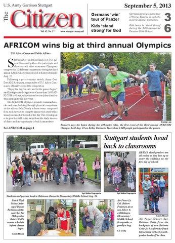 The Citizen - Sep. 5, 2013