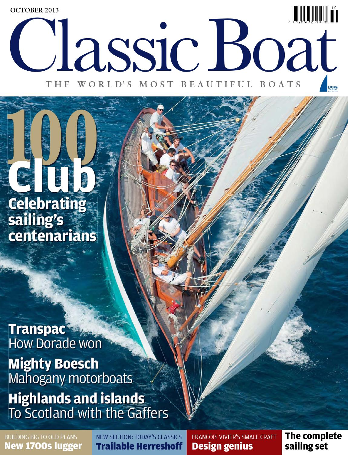 classic boat 2013 by the chelsea magazine company issuu