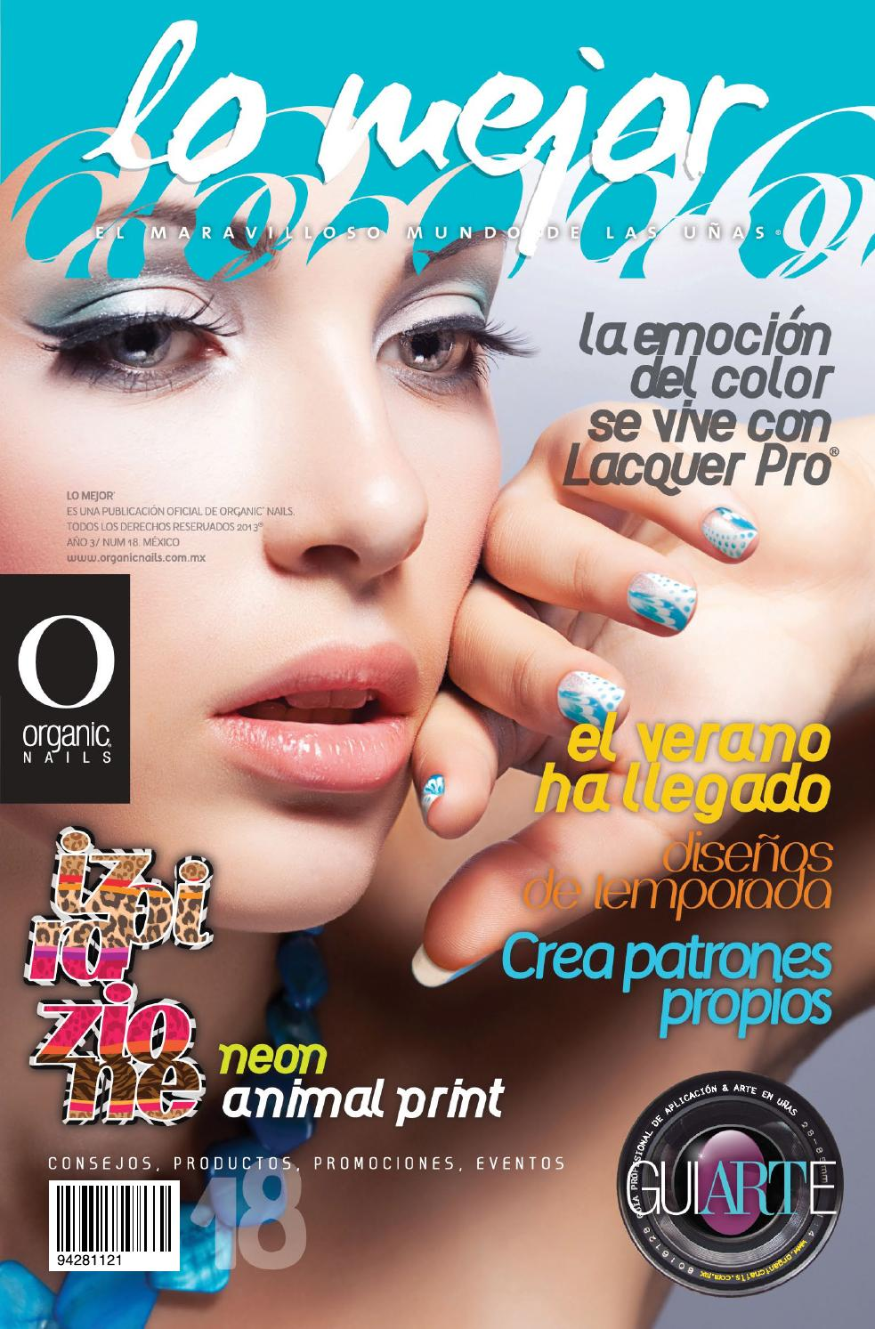 Lo Mejor 20 by Organic Nails® - issuu