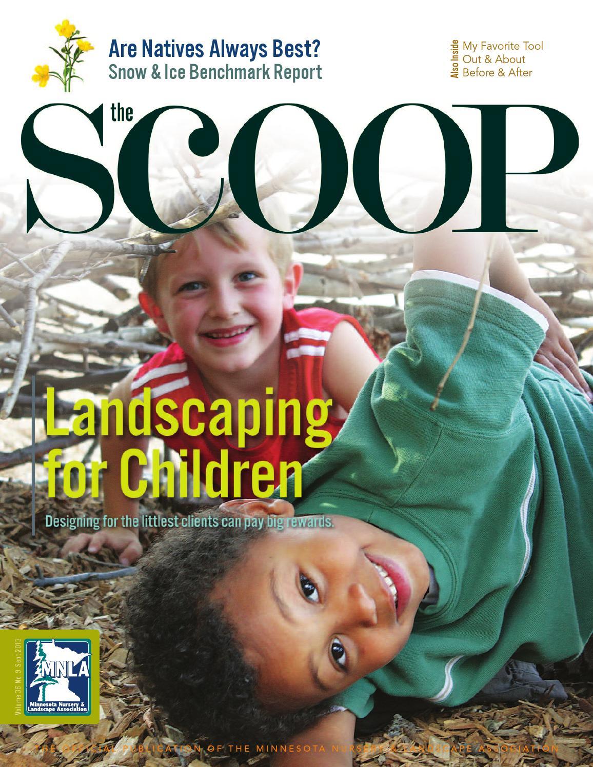 The Scoop Online September 2013 By Minnesota Nursery Amp Landscape