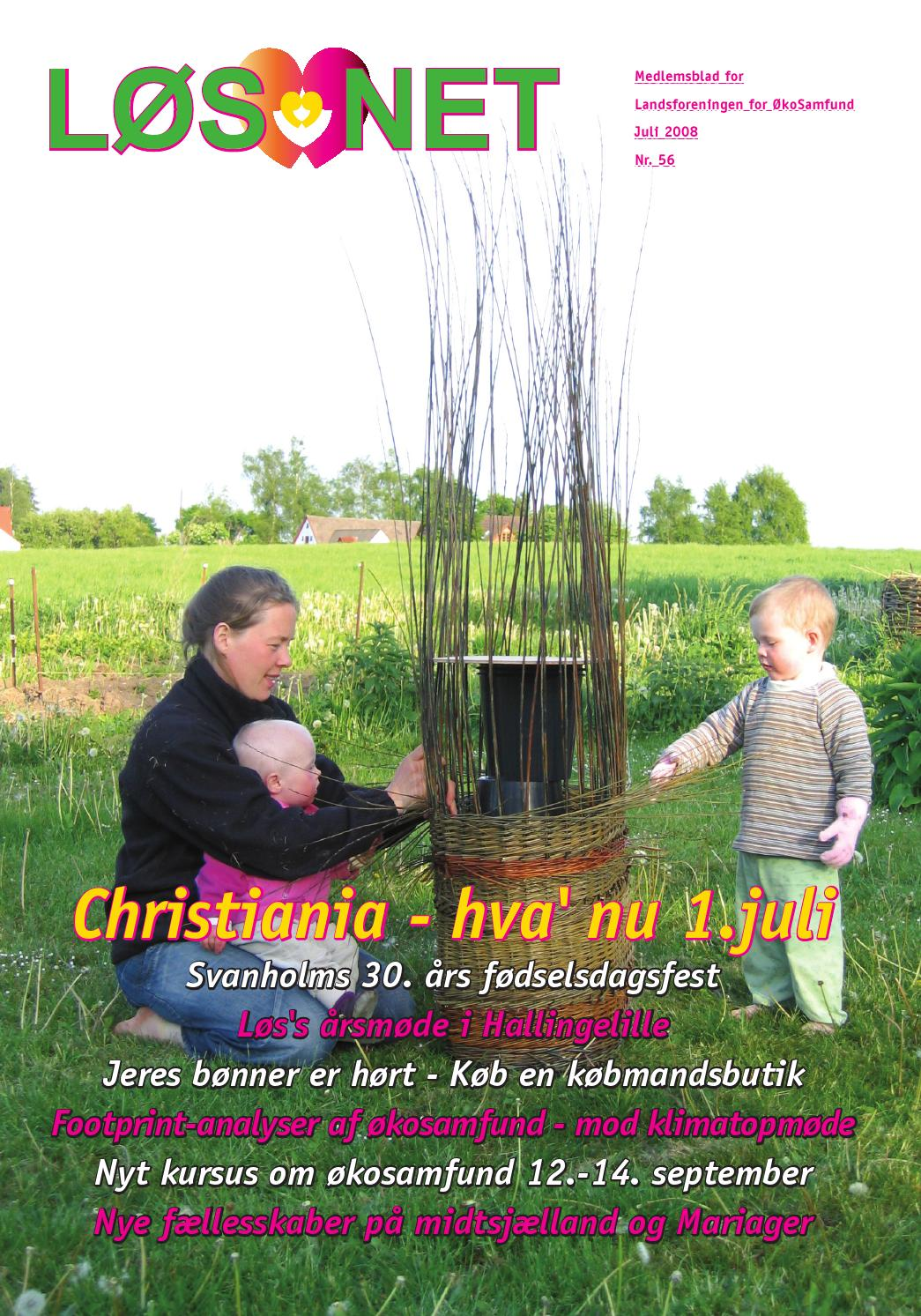 Løsnet 56 2008 07 by landsforeningen for Økosamfund   issuu