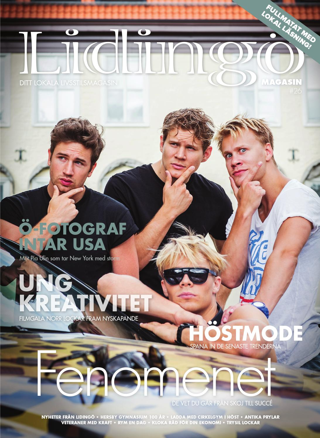 Sparkling magasin nr2 2012 by xxl reklam & kommunikation ab   issuu