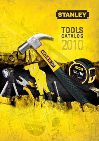 Stanley catalogue tools pdf