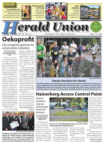 Herald Union,  September 12, 2013