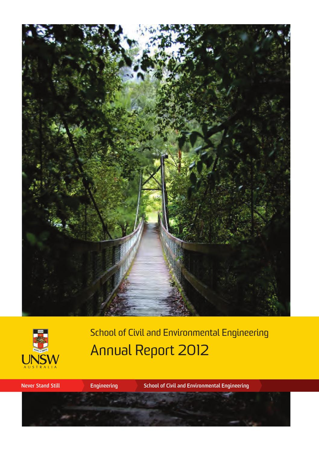 Unsw civil engineering thesis