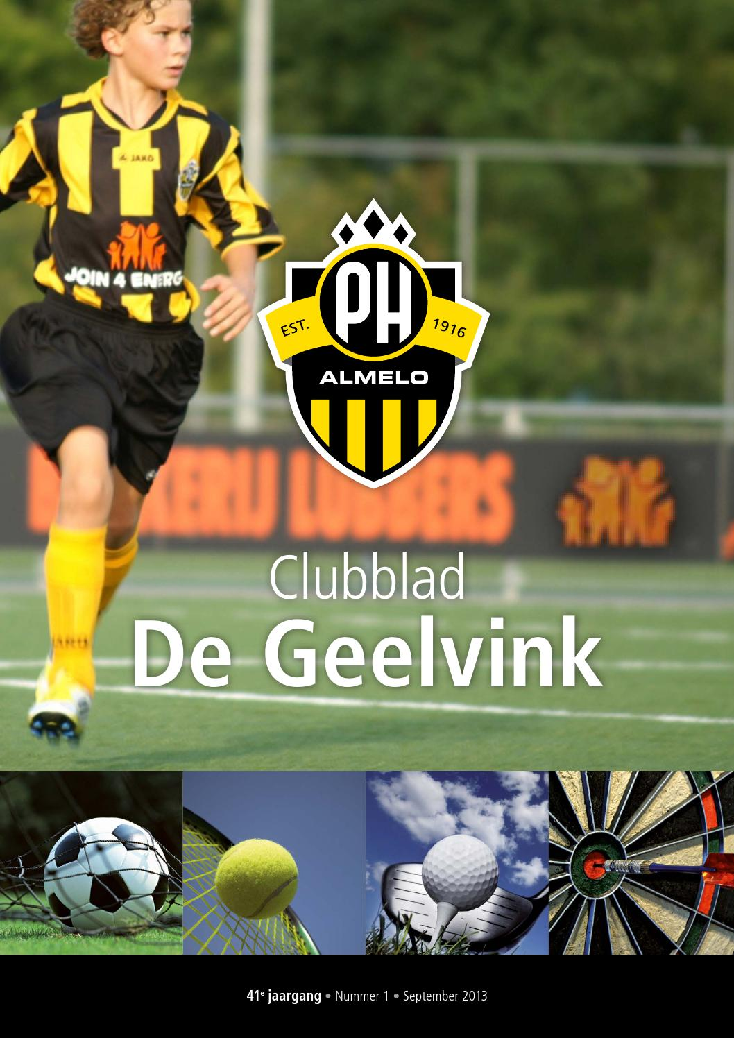 PH De Geelvink Nr-1 2013-2014 by Lulof - Arjan Kole - issuu