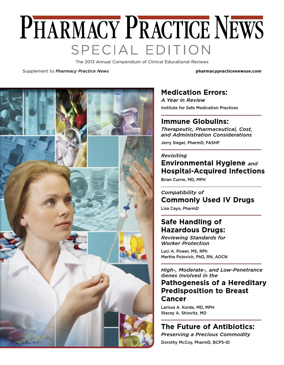 pharmacy practice news special edition by mcmahon group issuu