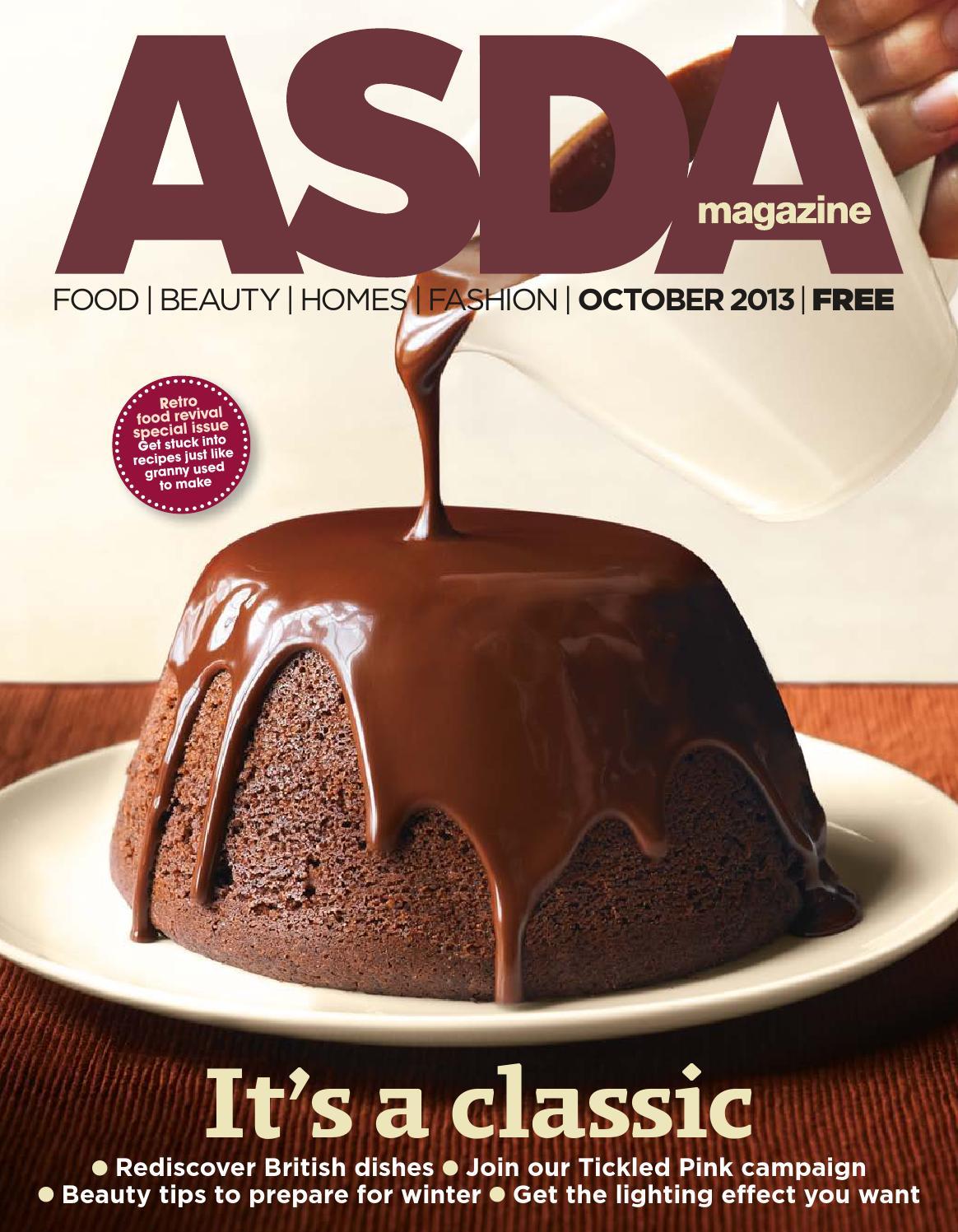 Asda easter chocolate cake recipe