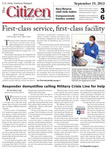 The Citizen - Sep. 19, 2013