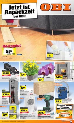 issuu obi katalog g ltig bis 05 10 by broshuri. Black Bedroom Furniture Sets. Home Design Ideas