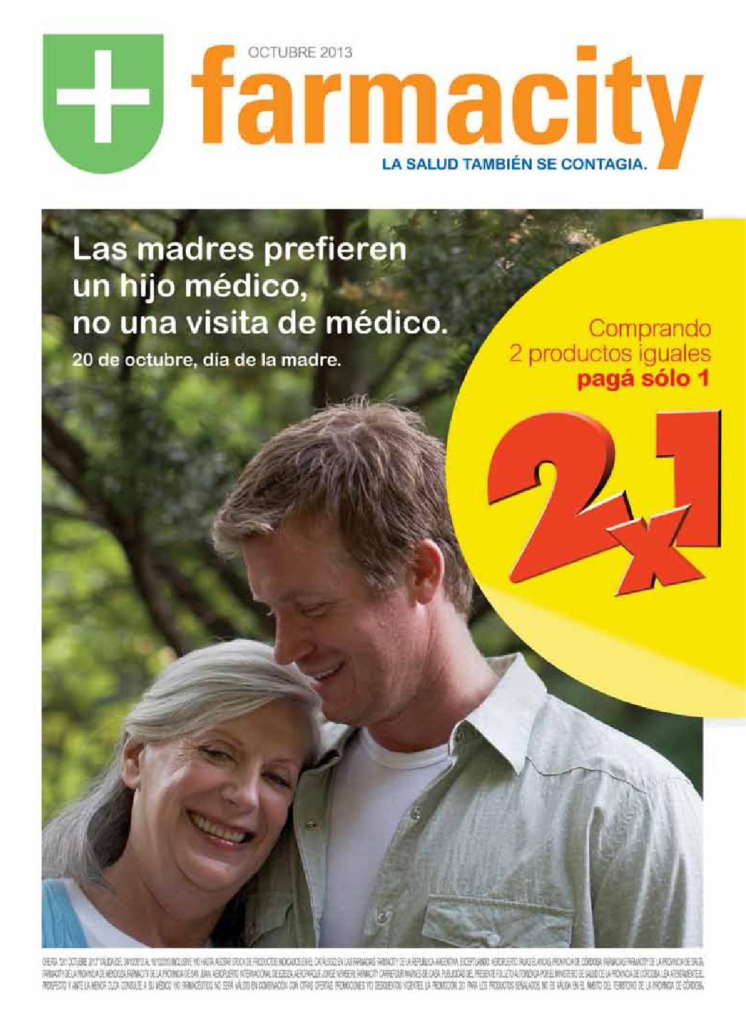 Farmacity Catu00e1logo Nacional Octubre by Farmacity - issuu