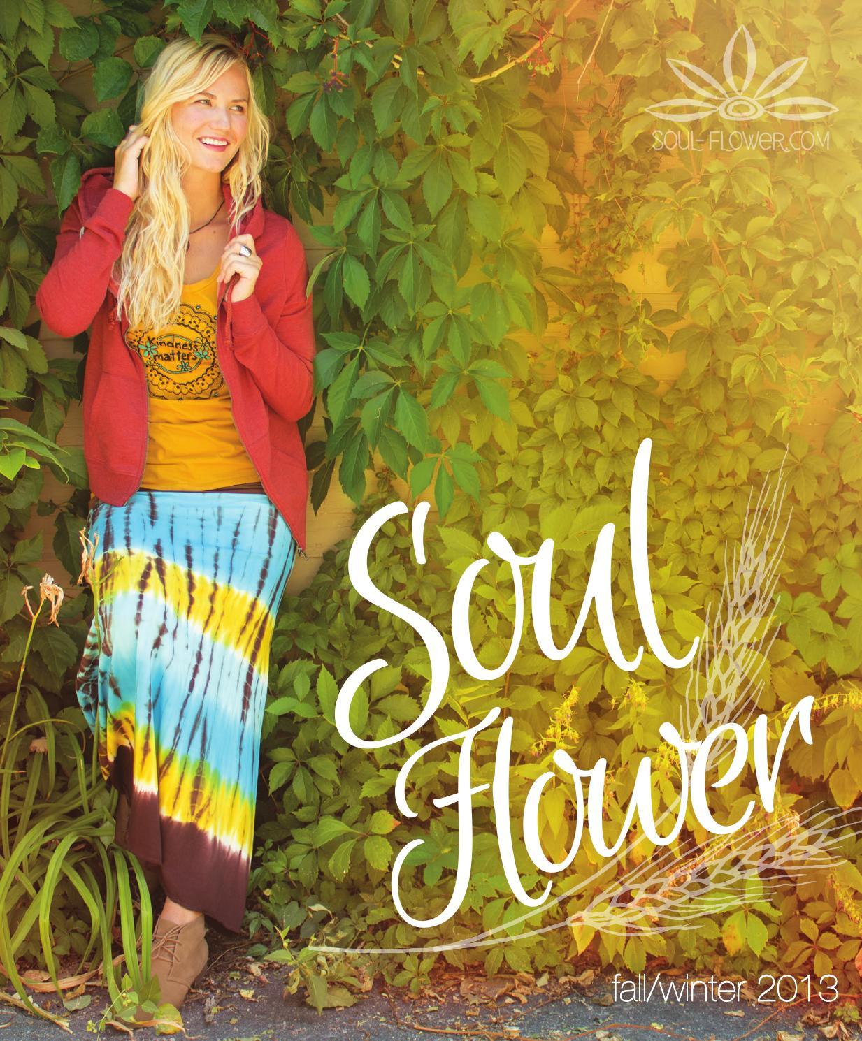 Soul Flower Fall Winter 2013 Catalog by Soul Flower issuu