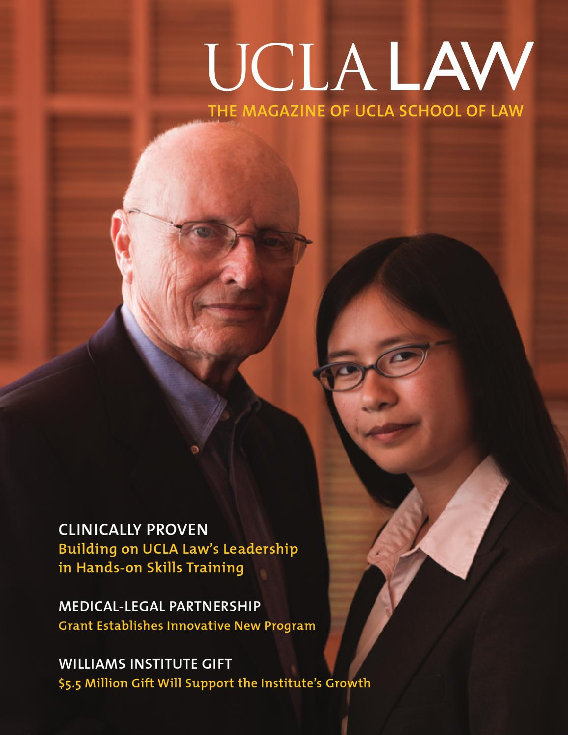yearbook by new york law school library issuu fall 2013 ucla law magazine