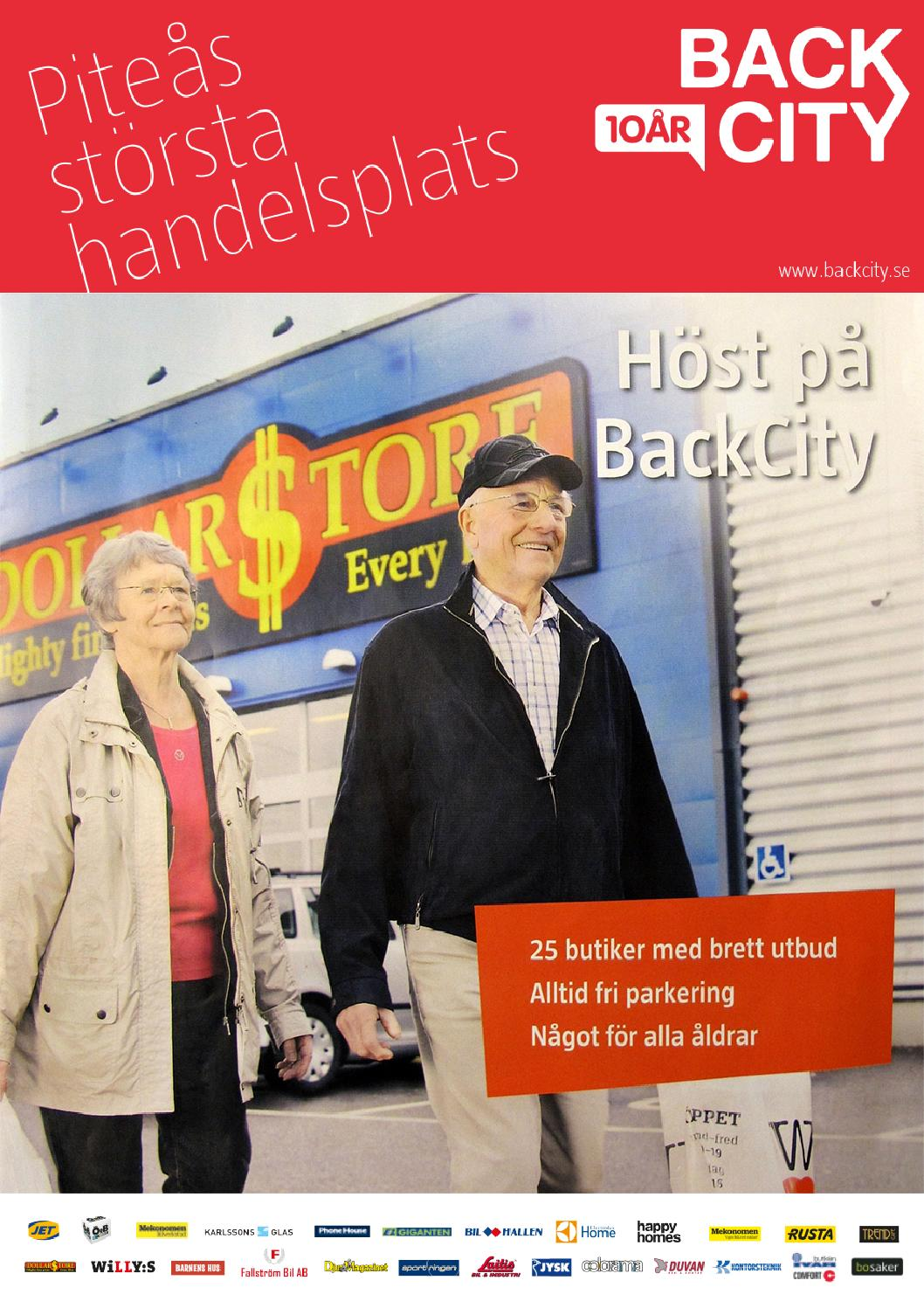 Back city 10år by piteå tidningen piteå tidningen   issuu