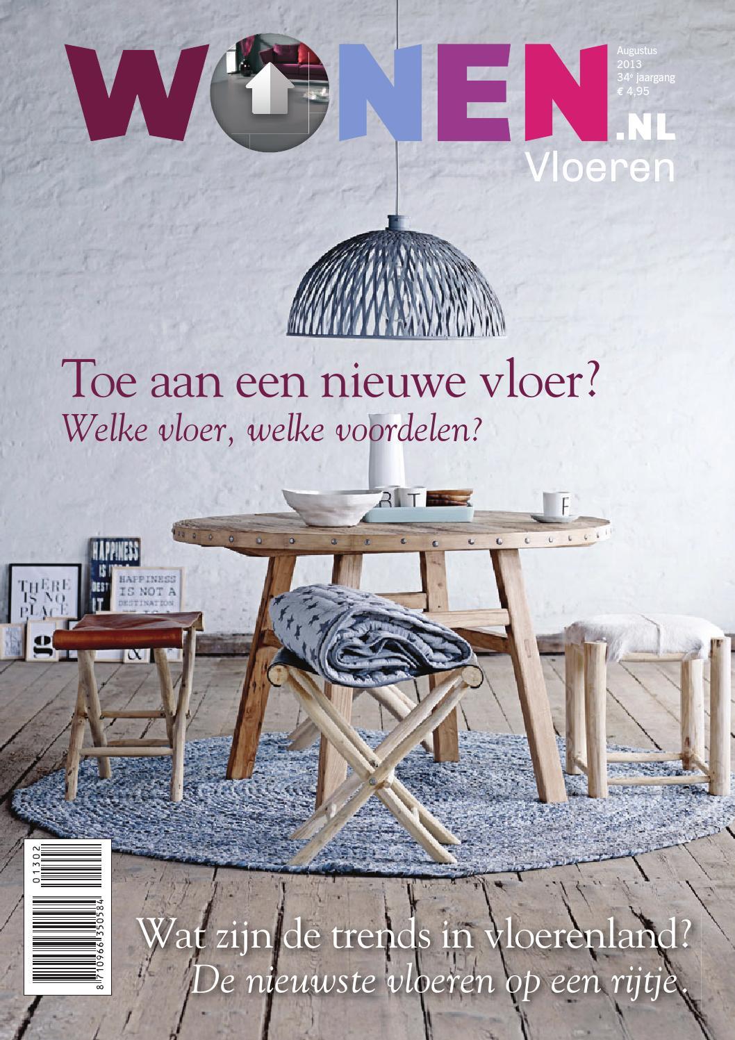 Wonen.nl Vloeren 2013 nr. 2 by Wonen Media - issuu