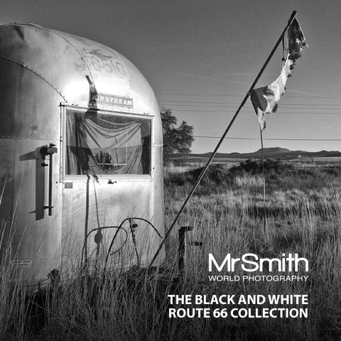 The Route 66 Black and White Collection