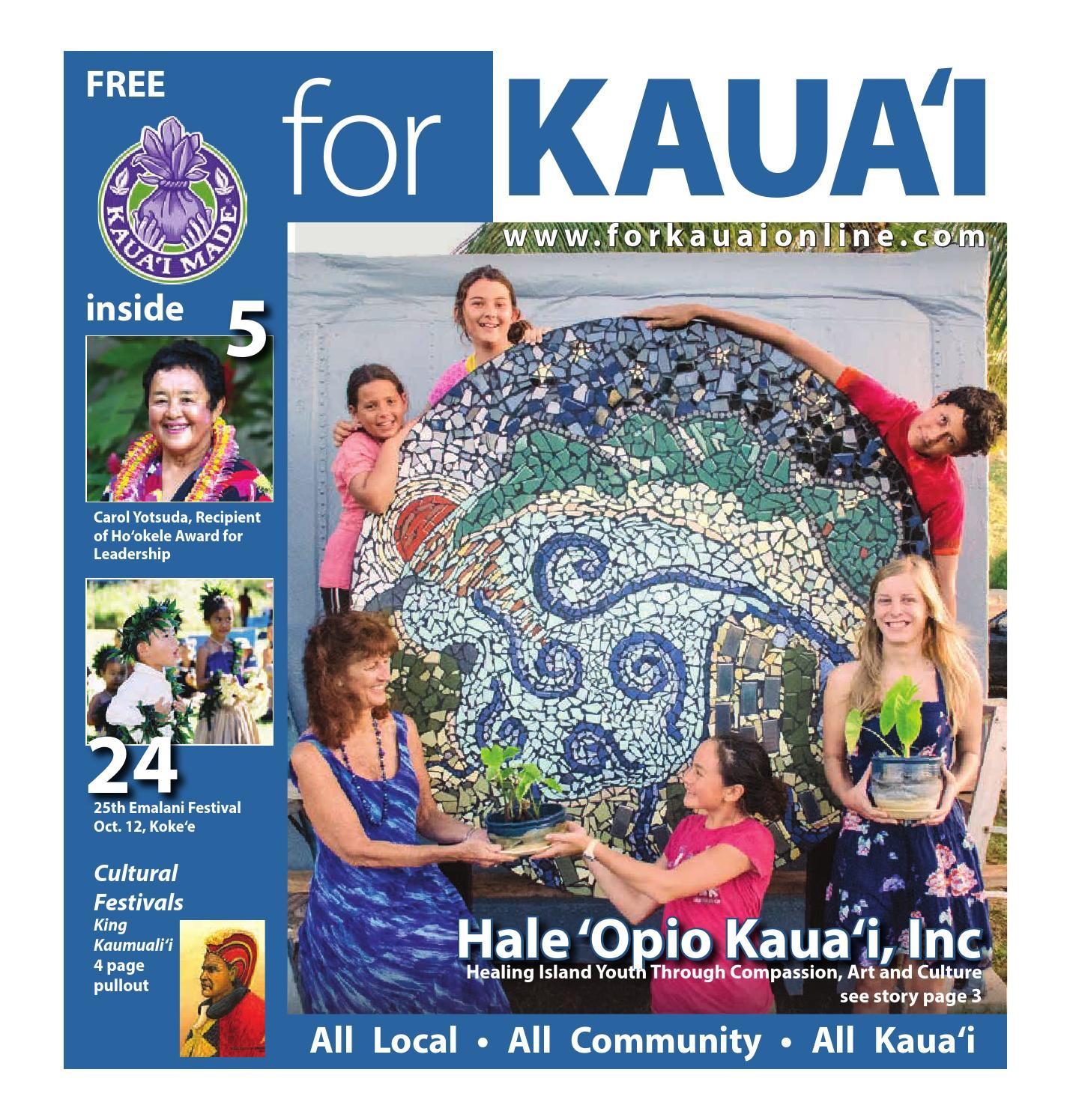 ^ For kauai 13 8 web by For Kauai - issuu