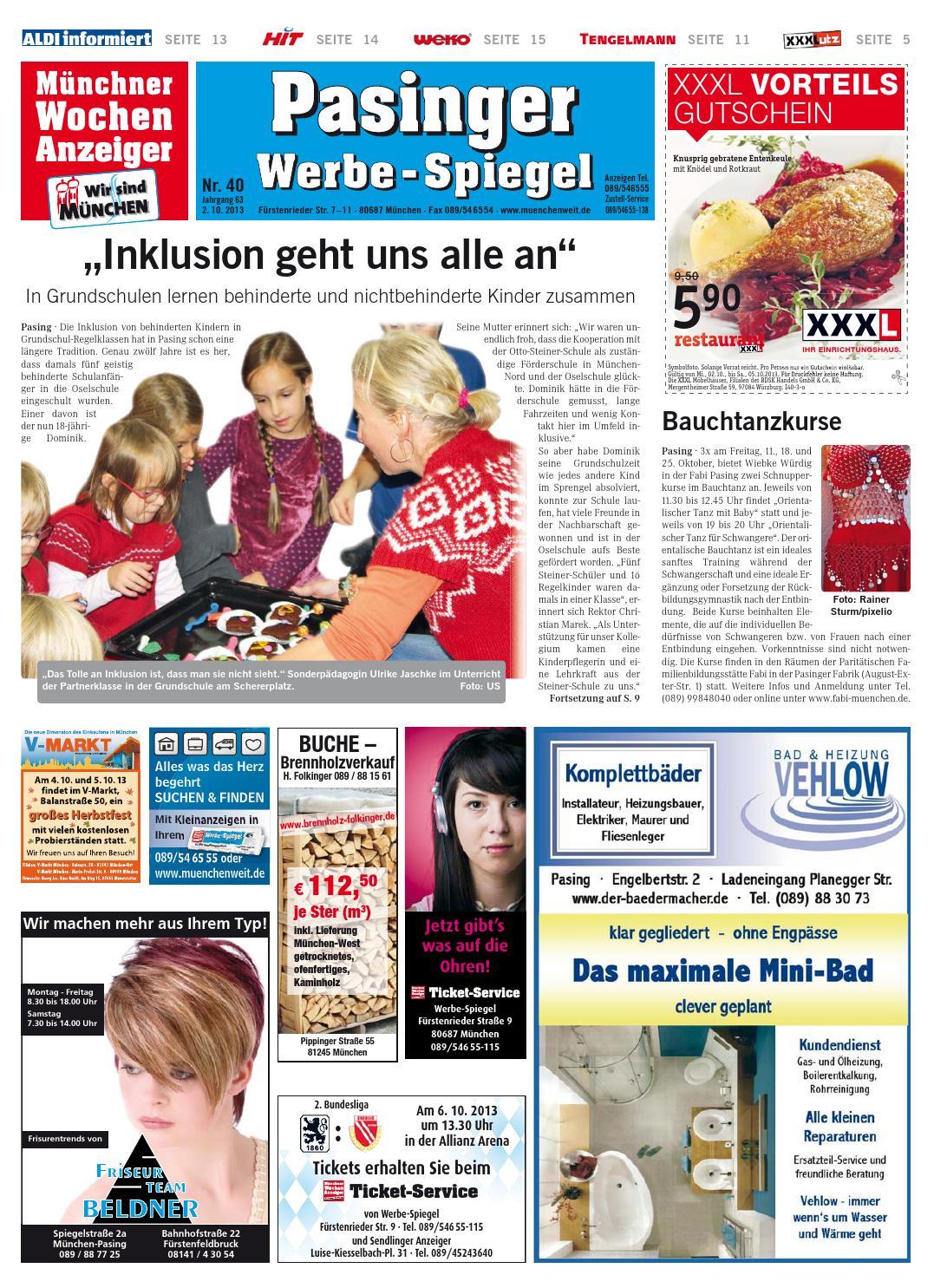 kw 40-2013 by wochenanzeiger medien gmbh - issuu, Hause ideen