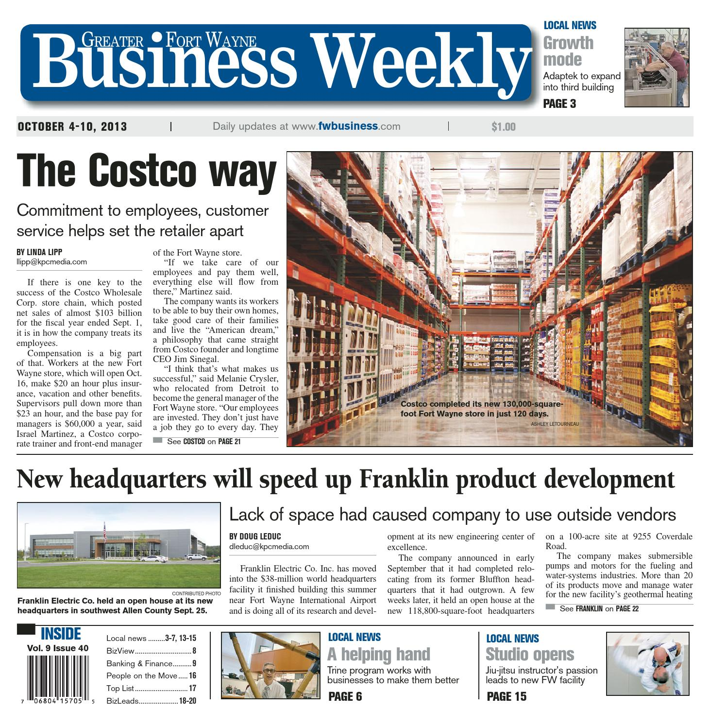 Furniture stores fort wayne indiana - Greater Fort Wayne Business Weekly Oct 18 2013 By Kpc Media