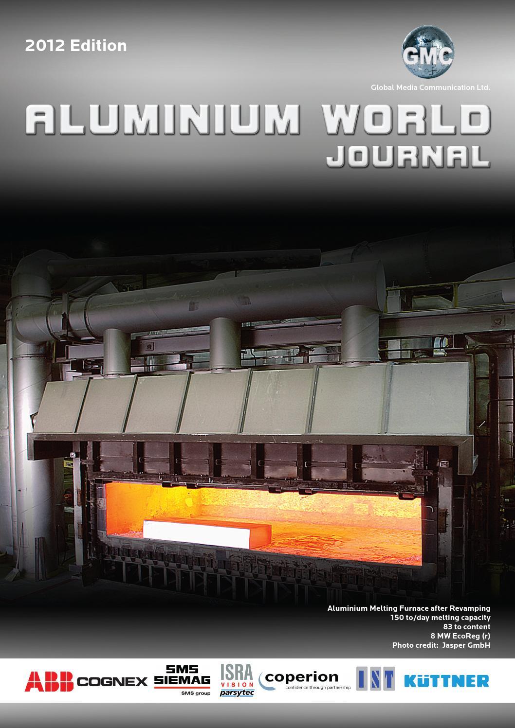 aluminium world journal 2012 edition by gmc online   issuu