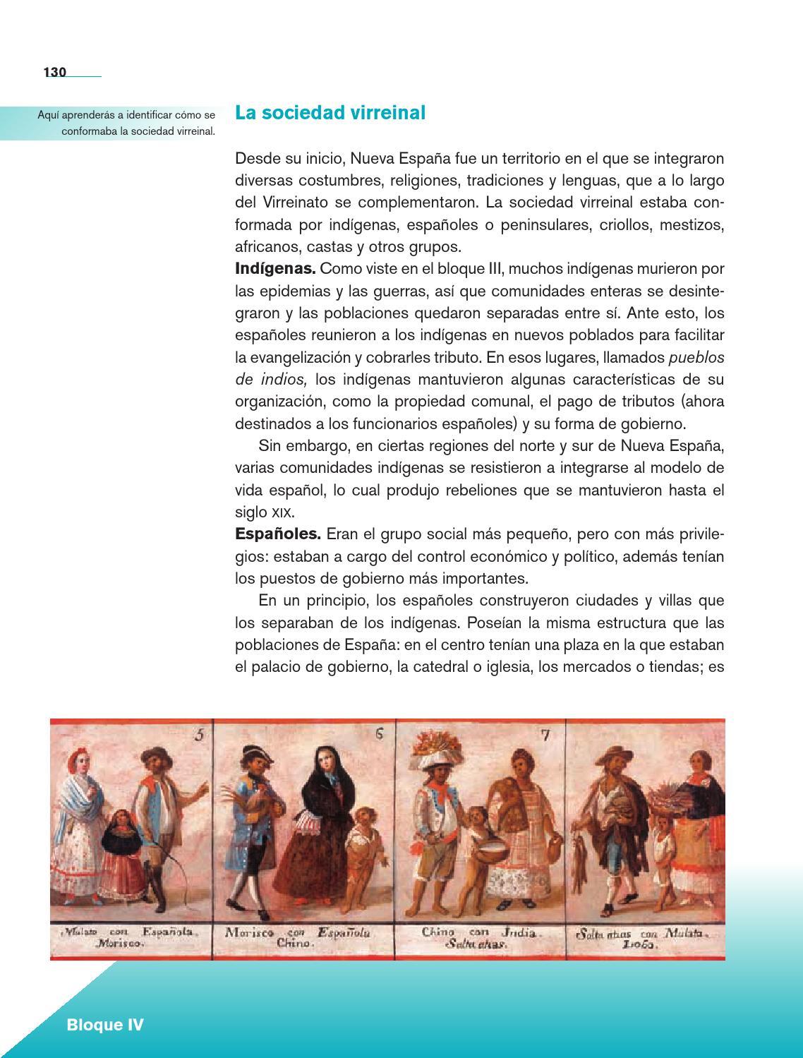Historia 4o. Grado by Rarámuri (page 132) - issuu