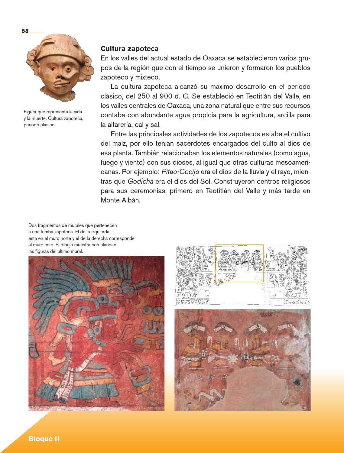Historia 4o grado by rar muri page 60 issuu for Caracteristicas de una habitacion
