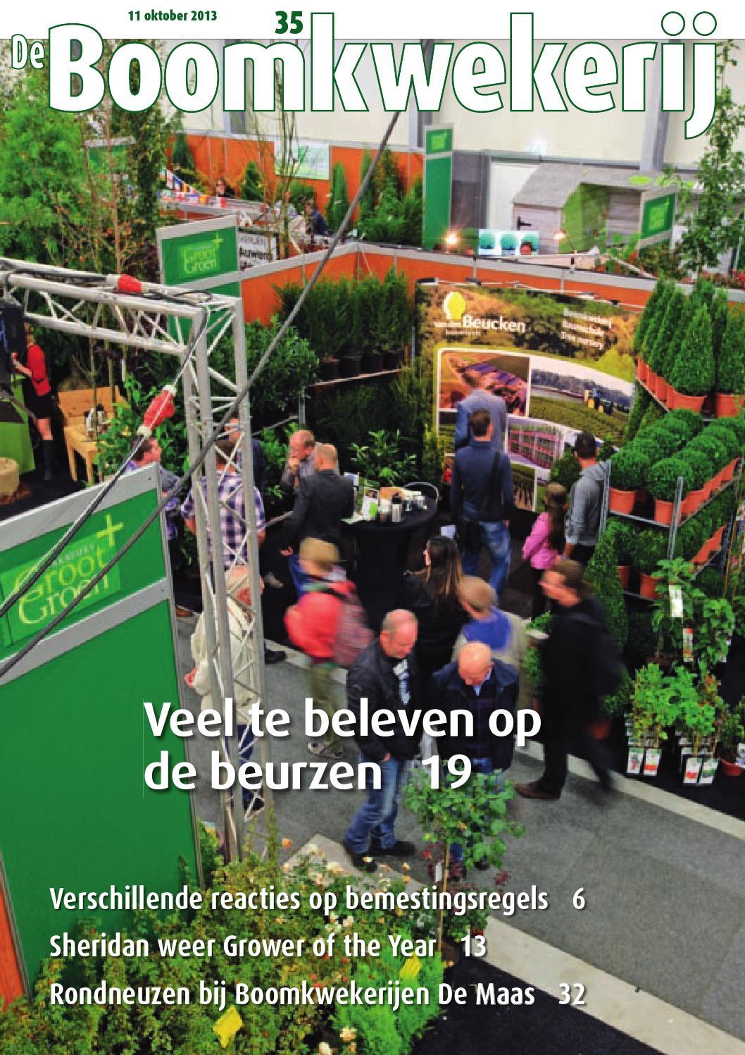 Tuin en landschap 14/15   2014 by stichting vakinformatie ...
