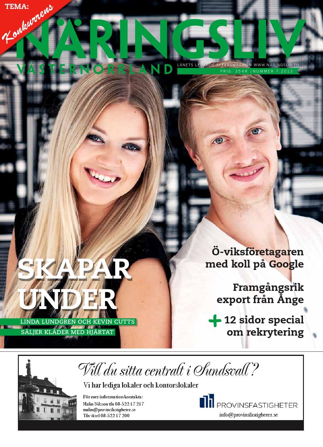 Näringsliv nr 5 2014 by Olof Axelsson - issuu
