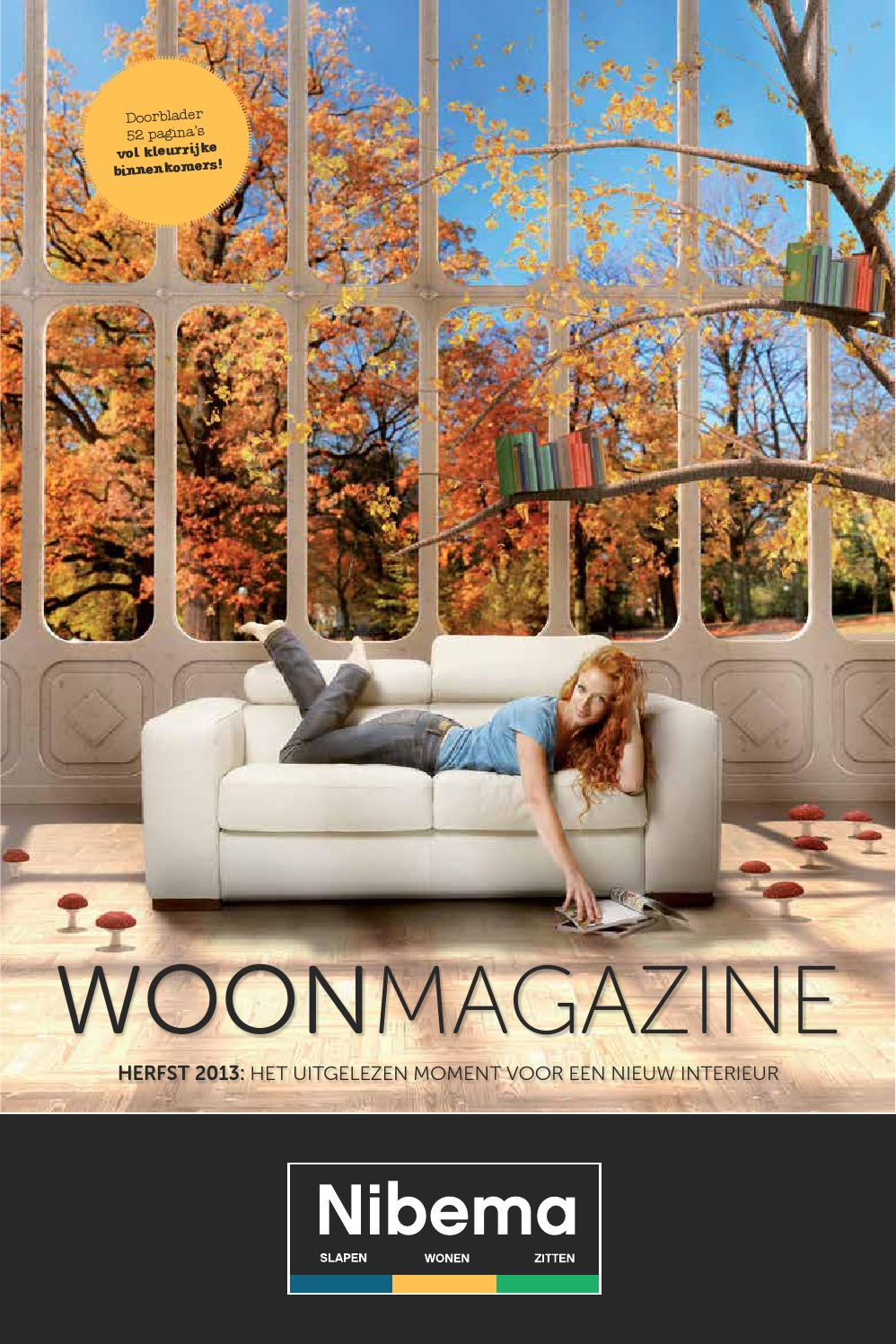Nibema Woonmagazine Herfst 2013 by Folders - issuu