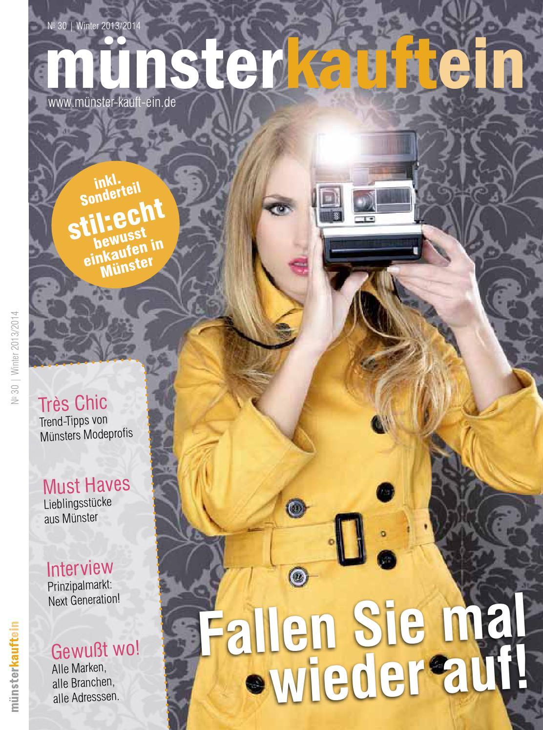 Münster Kauft Ein 35 by Tips Verlag GmbH - issuu
