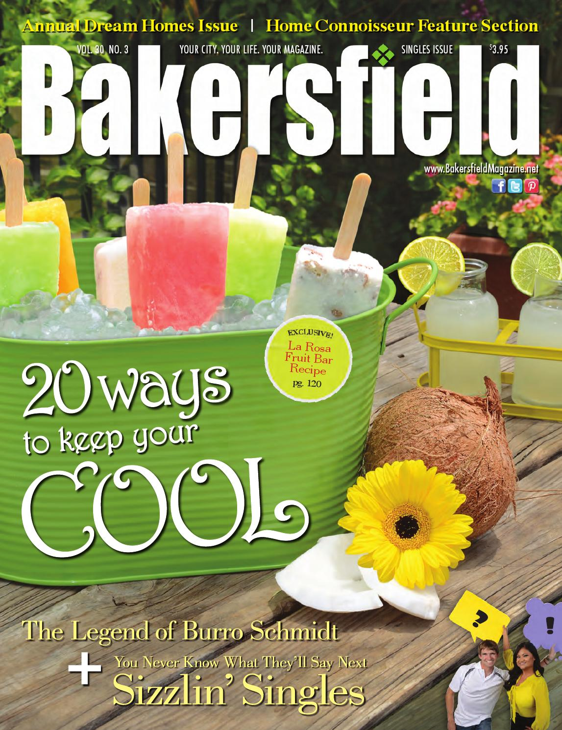 Bakersfield magazine 30 3 sizzlin 39 singles dream homes for Bakersfield home magazine