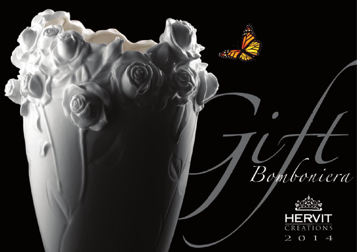 HERVIT - Gift, Bomboniera 2014 by Hervit - issuu