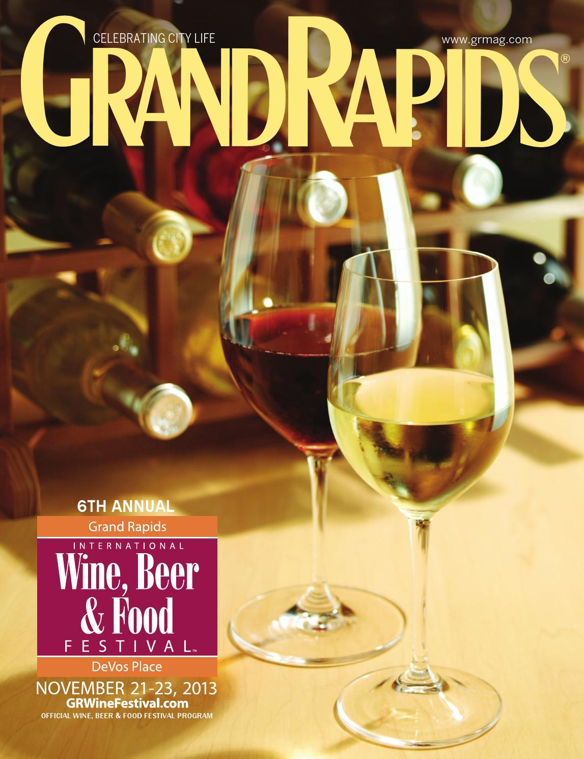 Grand Rapids Wine And Food Festival