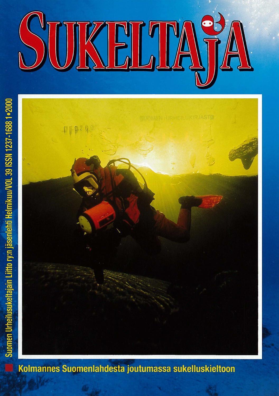 Sukeltaja 2000 1 by Sukeltajaliitto ry - issuu