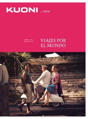 Kuoni Catálogo Viajes por el mundo