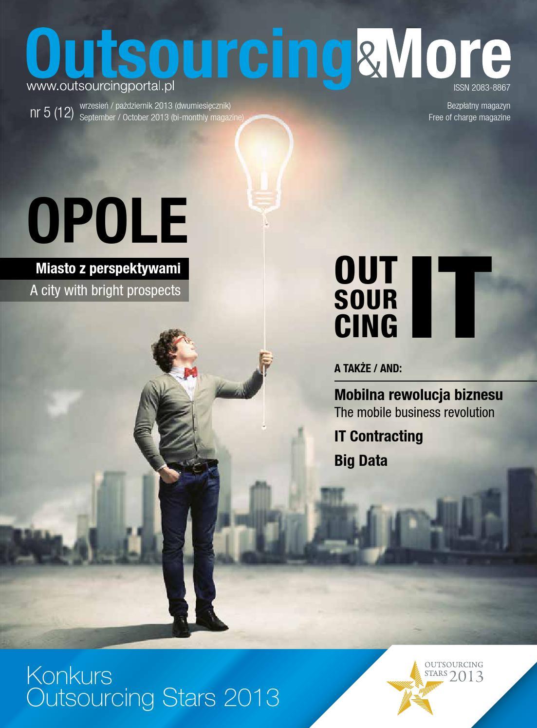 ^ Outsourcing&More - numer 12 wrzesień październik 2013 by Pro ...