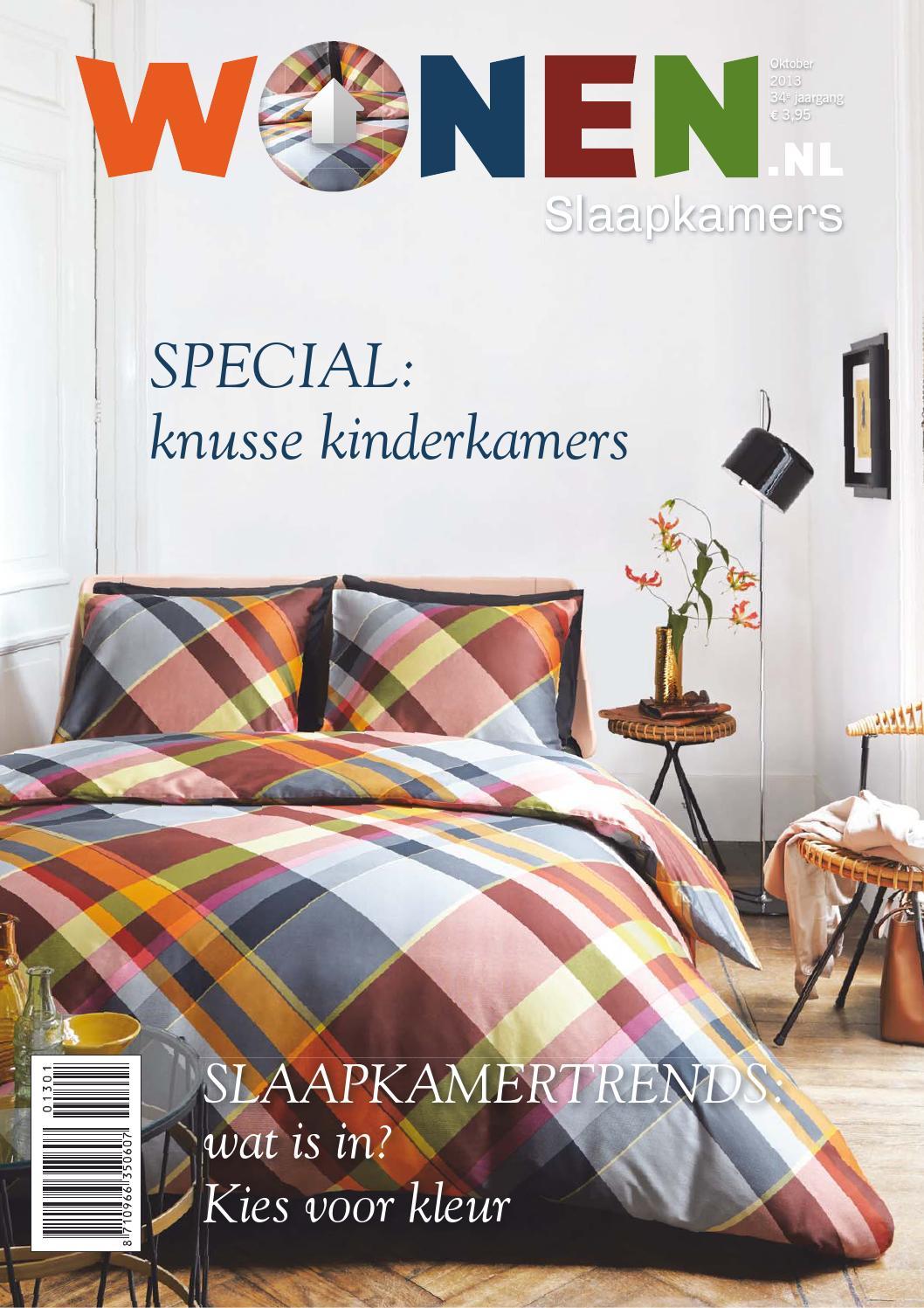 Wonen.nl slaapkamers 2013 by wonen media   issuu