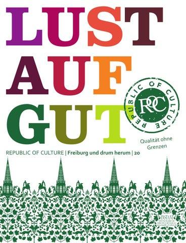 LUST AUF GUT Magazin | Freiburg Nr. 20