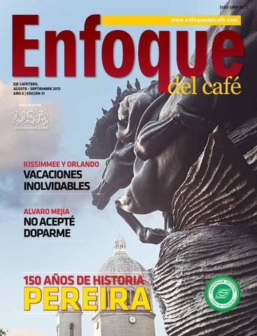 Enfoque del Café - Edición 31
