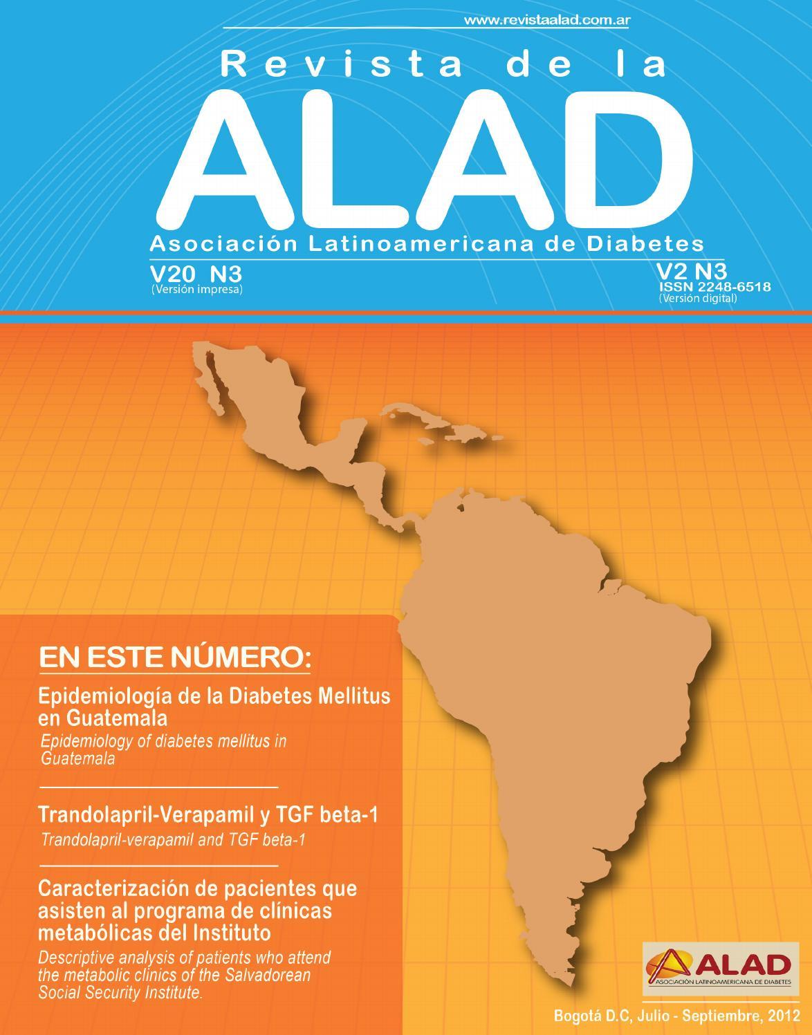 Revista de la Asociacion Latinoamericana de Diabates Vol2