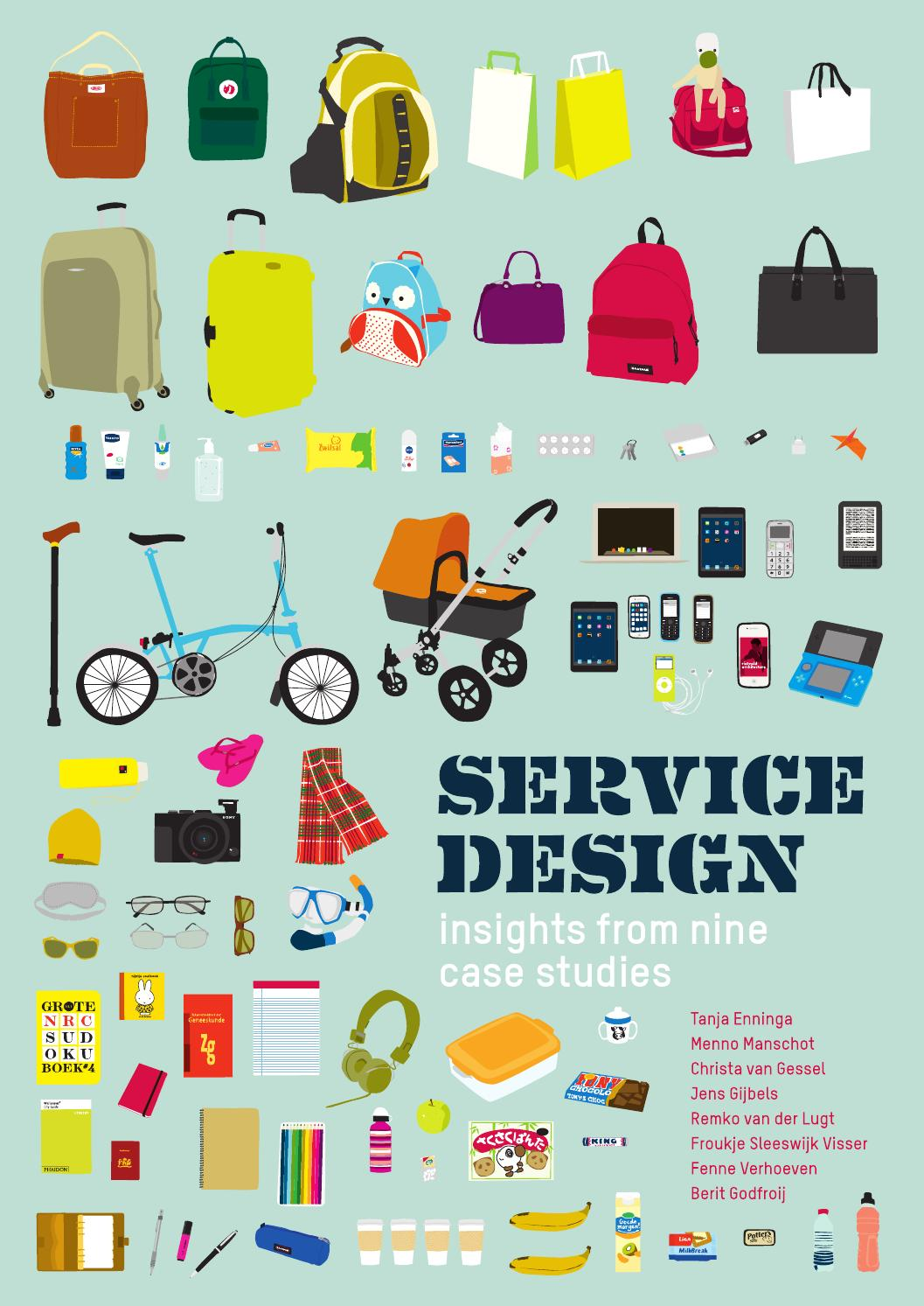 Service design insights from nine case studies by - Service a the design ...