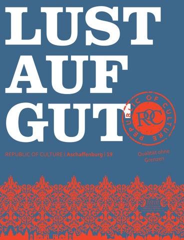 LUST AUF GUT Magazin | Aschaffenburg Nr. 19
