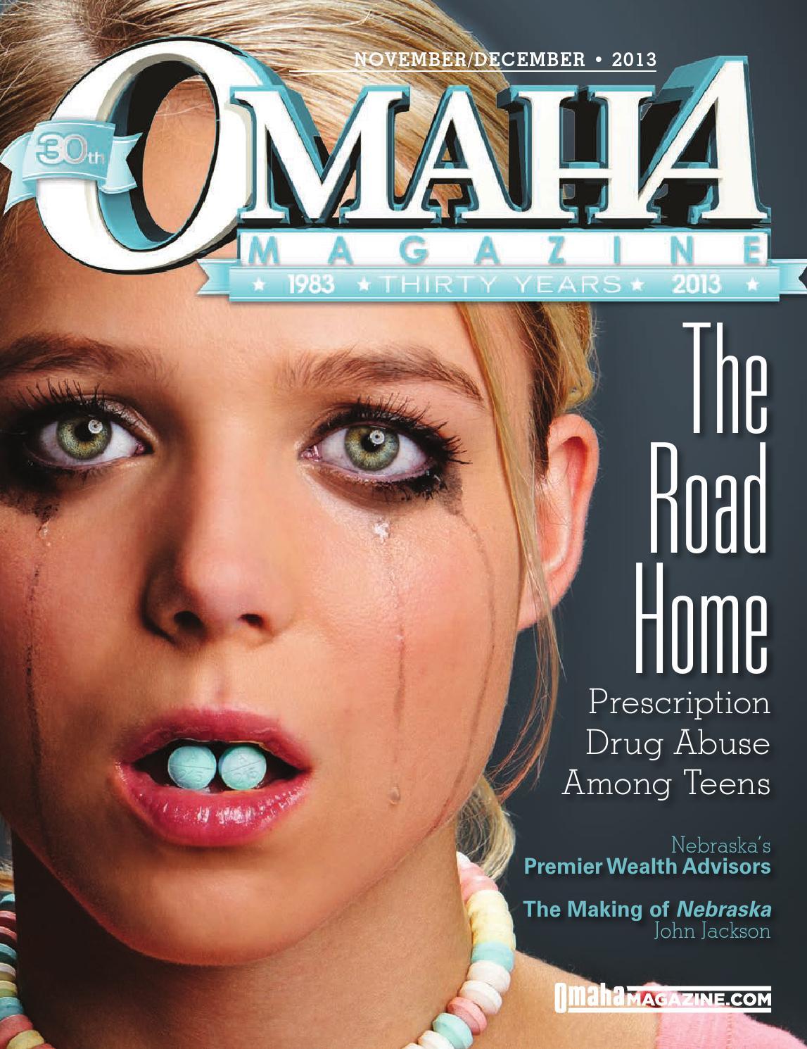 NovemberDecember 2013 Omaha Magazine By