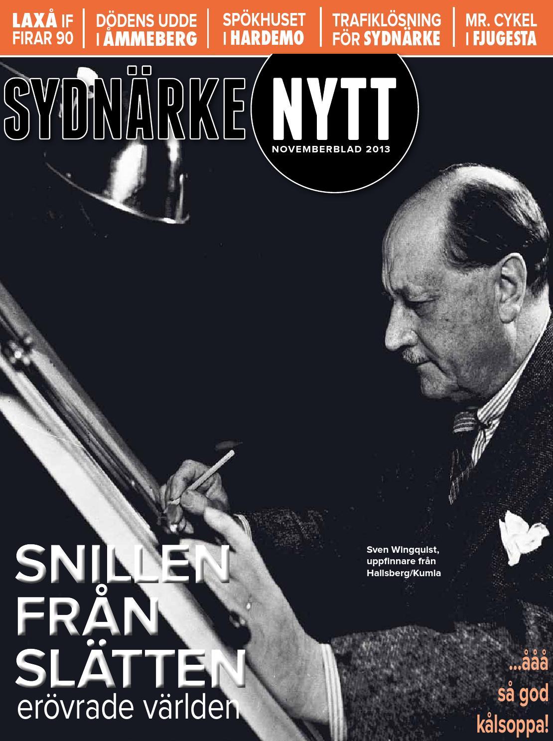 Sydnärkenytt sommarblad 2016 by kanal regional   issuu