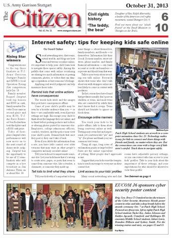 The Citizen - Oct. 31, 2013