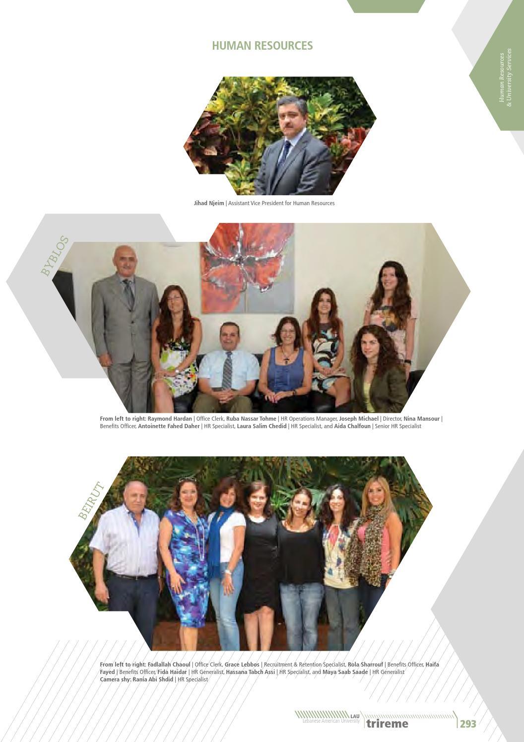 lau trireme 2013 by lebanese american university page 295 issuu