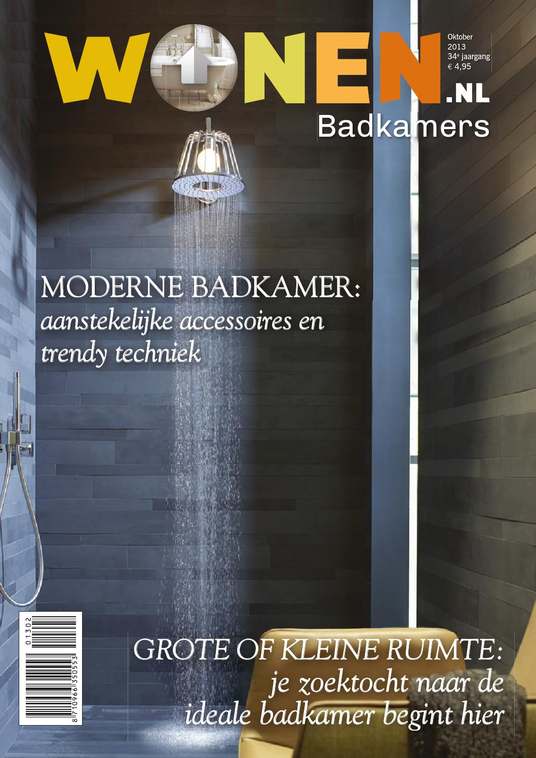 Wonen.nl Badkamers 2013-1 by Wonen Media - issuu
