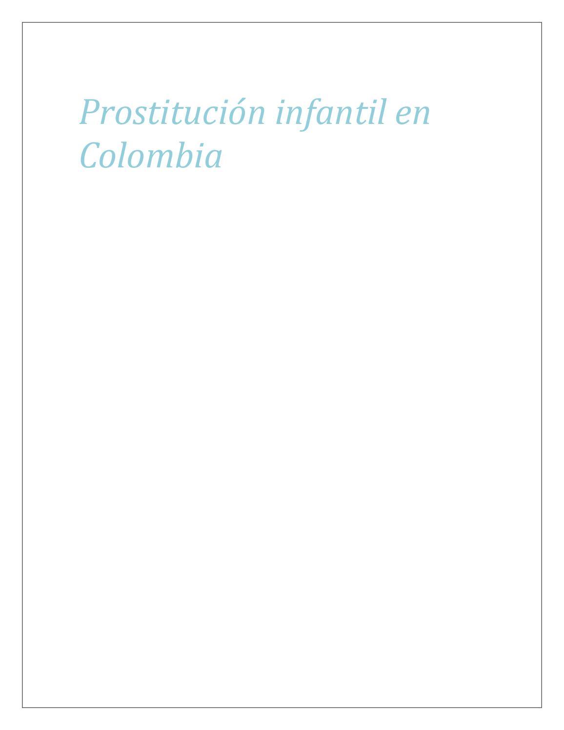 prostitución en colombia pinturas prostitutas