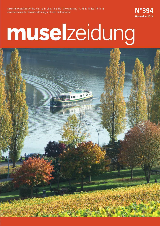 Muselzeidung 406 by Presss sarl - issuu